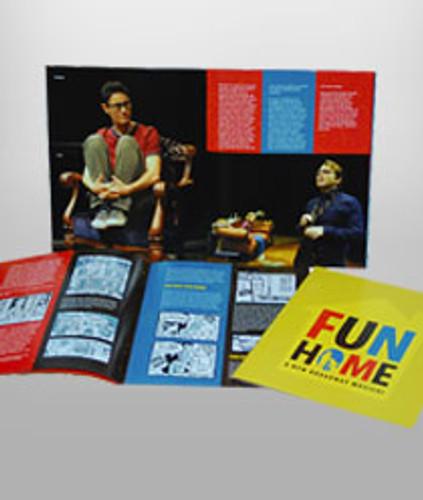 Fun Home Souvenir Program