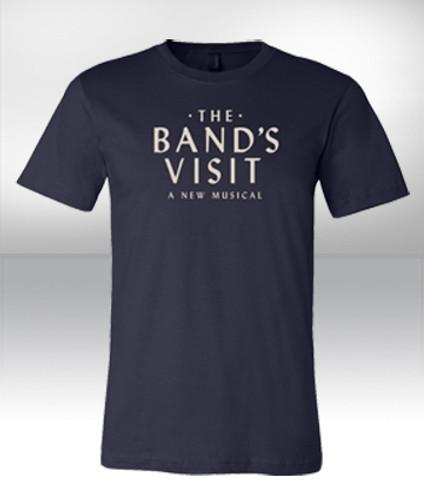 The Band's Visit Logo Tee