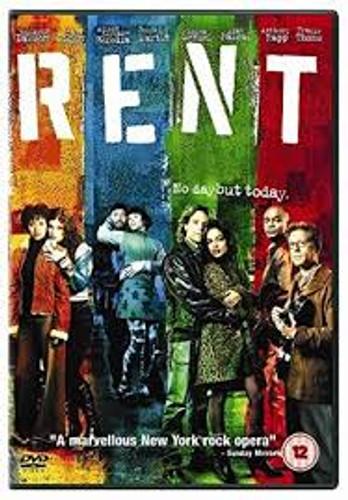 Rent DVD (Movie)