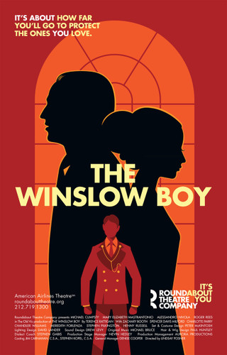 The Winslow Boy Magnet