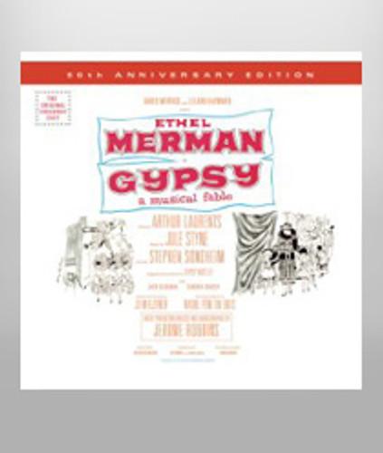 Gypsy 50th Anniversary Cast Recording CD
