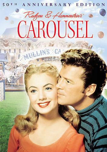 Carousel DVD (1956)