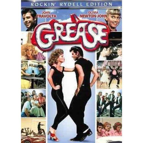 Grease DVD
