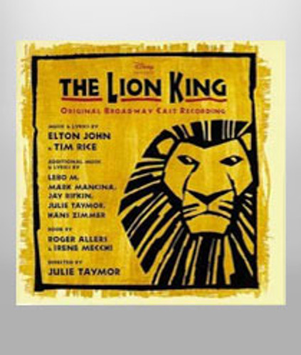 The Lion King Original Cast Recording
