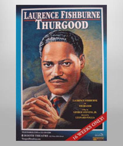 Thurgood Poster