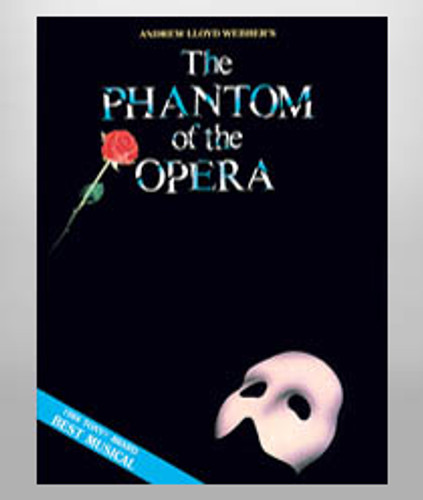 The Phantom of the Opera Vocal Selections/Sheet Music