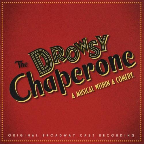 Drowsy Chaperone Cast Recording CD