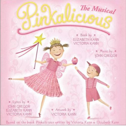 Pinkalicious Cast Recording CD
