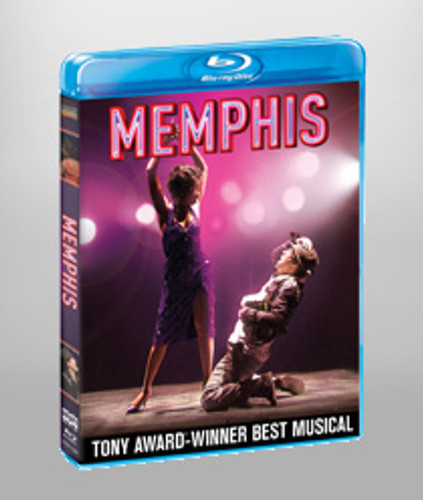 Memphis LIVE - BluRay