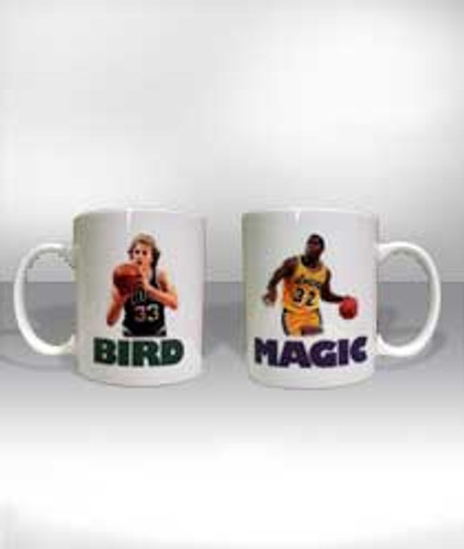 Magic/Bird Mug