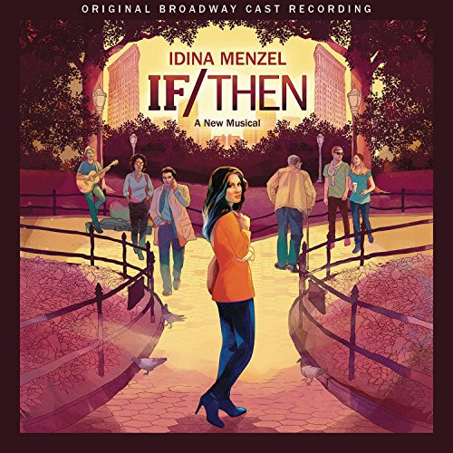 If/Then Cast Recording CD