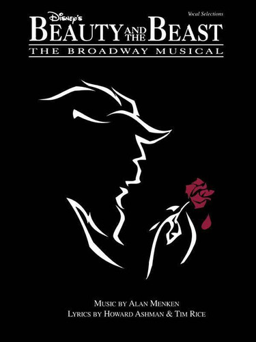 Beauty and the Beast Vocal Selections/Sheet Music