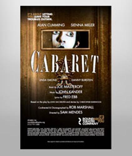 Cabaret Poster (Sienna Miller)