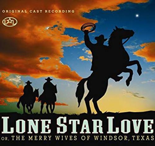 Lone Star Love Cast Recording CD