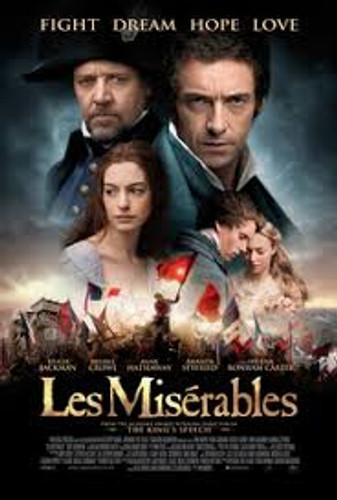 Les Miserables (2012) DVD