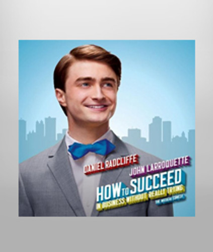 How to Succeed... 2011 Revival Cast Recording