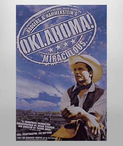 Oklahoma! Poster