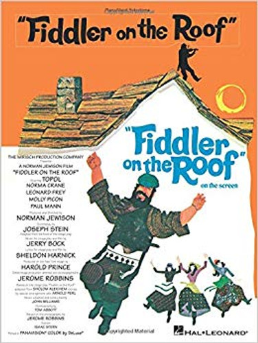 Fiddler on the Roof Vocal Selections/Sheet Music