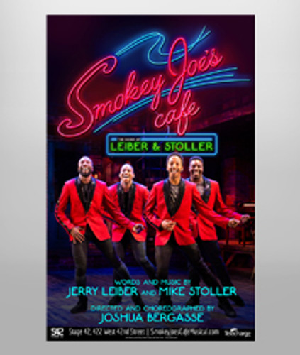 Smokey Joe's Cafe - Poster