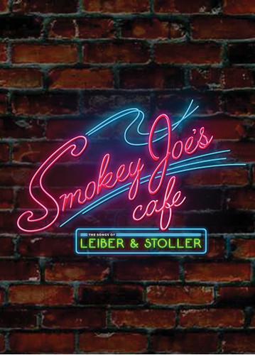 Smokey Joe's Cafe - Magnet