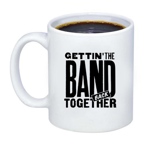 Gettin' the Band - Mug