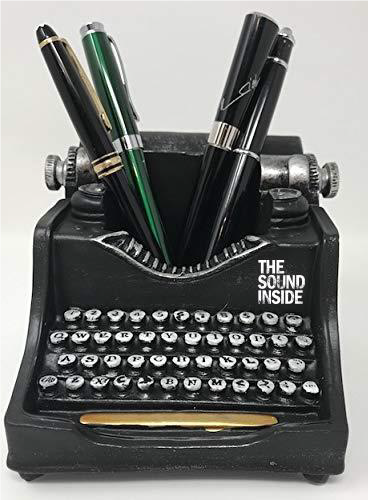 The Sound Inside Typewriter Pencil Holder