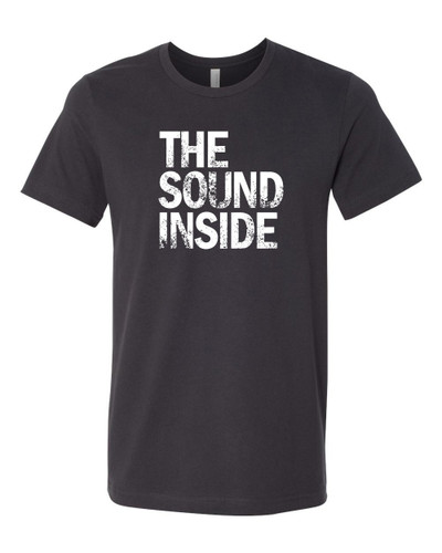 The Sound Inside Logo Unisex Tee