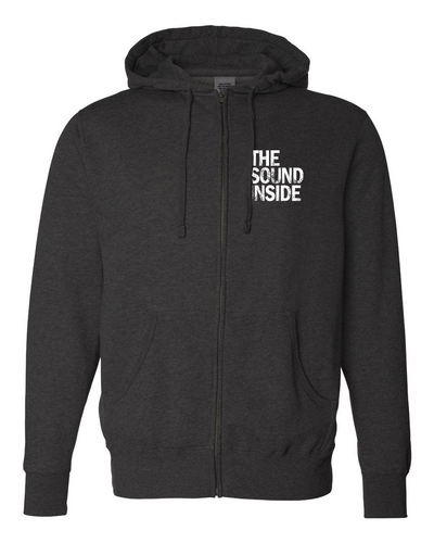 The Sound Inside Logo Unisex Hoodie