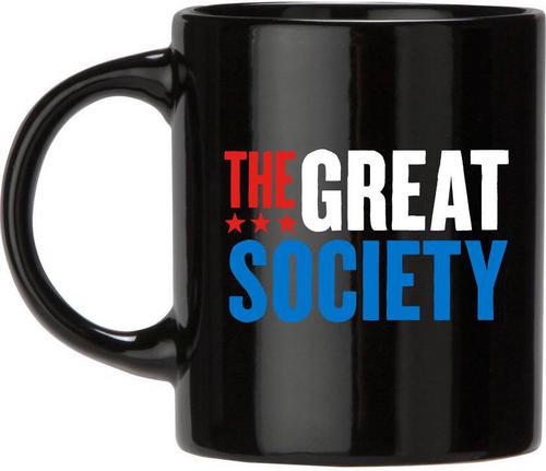 The Great Society Mug