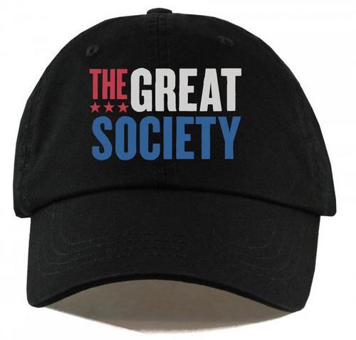 The Great Society Baseball Cap
