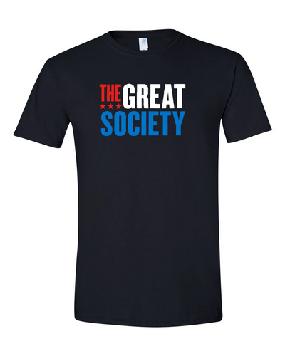 The Great Society Logo Unisex Tee