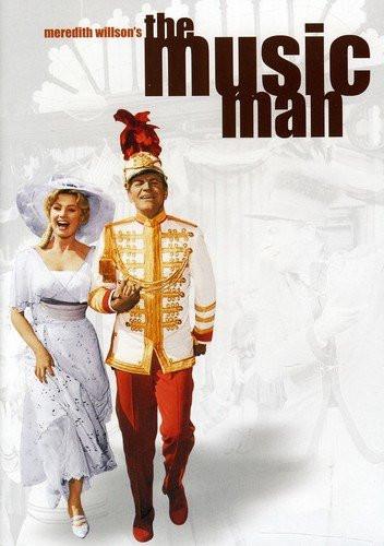 The Music Man 1962 DVD