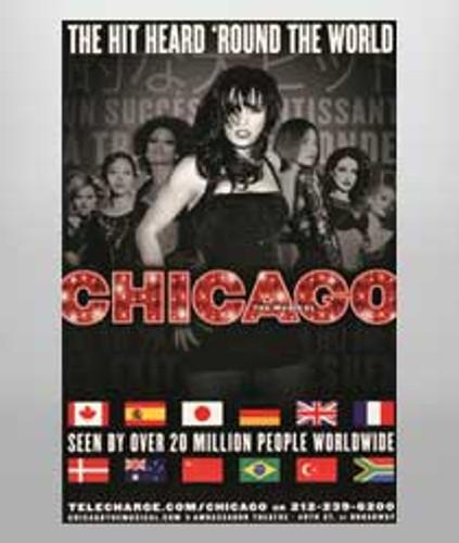 Chicago Poster (International)
