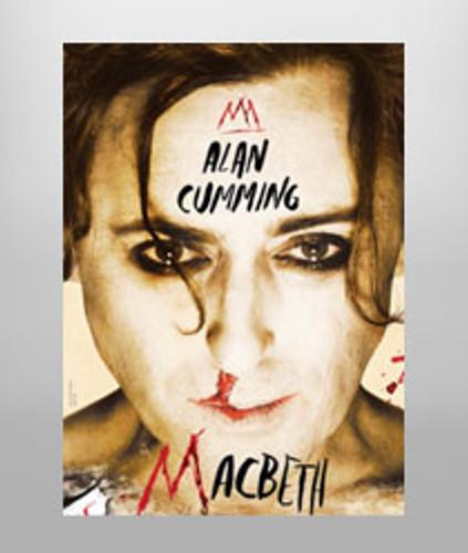 Macbeth Magnet - Alan Cumming