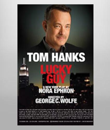 Lucky Guy Poster