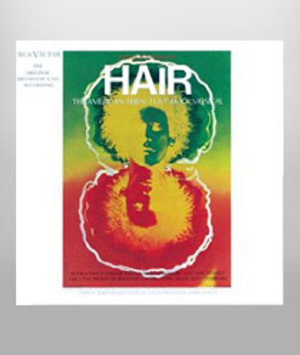 Hair Original Broadway Cast Recording (1968)