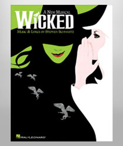 Wicked Vocal Selections/Sheet Music