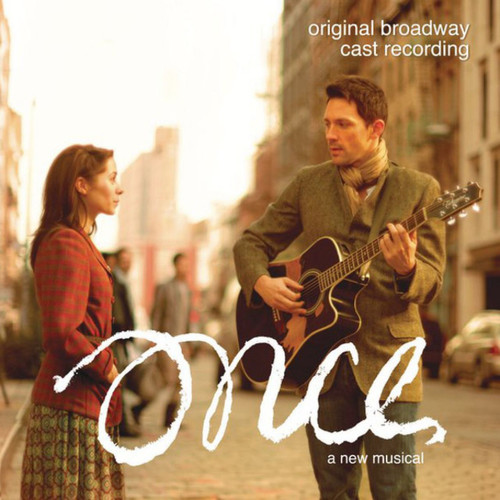 Once Cast Recording CD