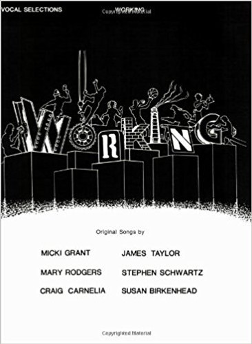 Working Vocal Selections/Sheet Music