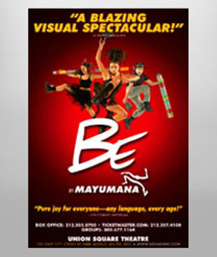 BE Poster