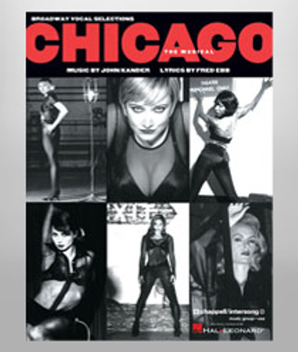 Chicago Vocal Selections/Sheet Music