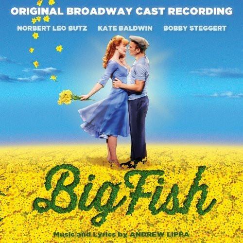 Big Fish Cast Recording CD