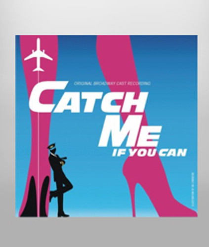 Catch Me If You Can Cast Recording CD