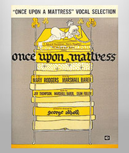 Once Upon a Mattress Vocal Selections/Sheet Music