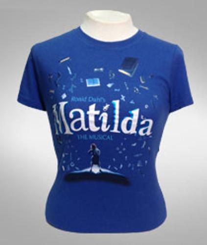 Matilda Logo Tee - Ladies