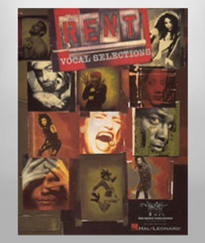 Rent Vocal Selections/Sheet Music