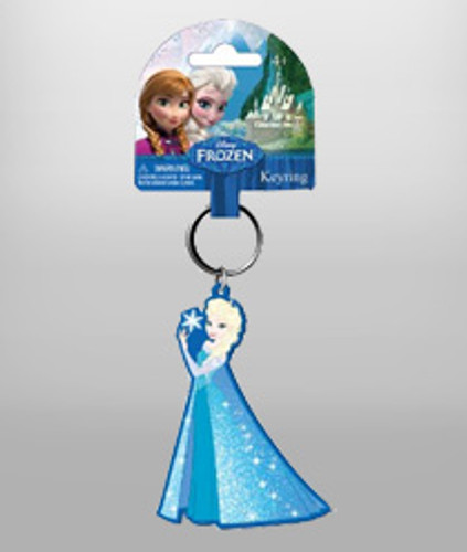 Frozen Elsa Keychain