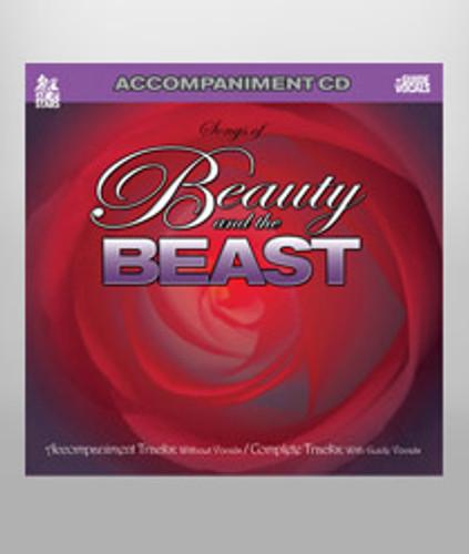Beauty and the Beast Karaoke CD