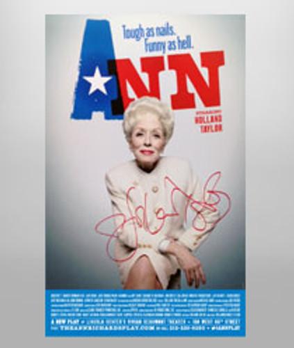 Ann - Signed Poster
