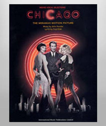 Chicago (Movie) Vocal Selections/Sheet Music